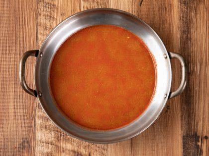 追加スープ(赤)400cc