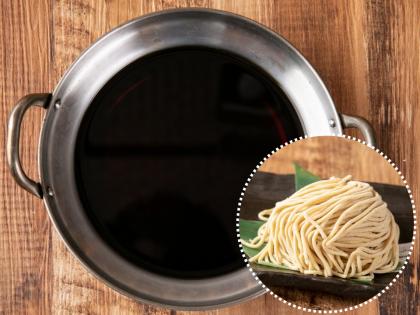 【追加】麺1玉+追加スープ(醤油)400cc
